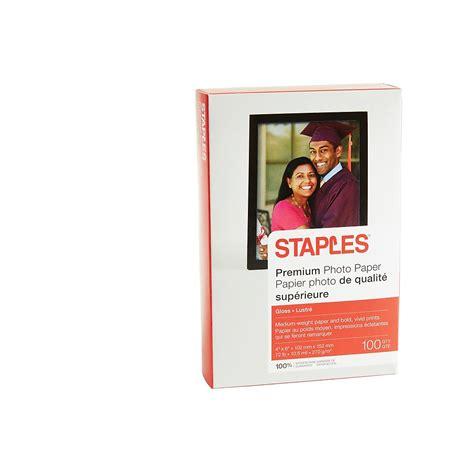 photo paper Staples Inc