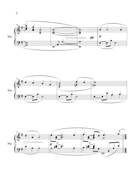 Piezas Pecaminosas  music sheet