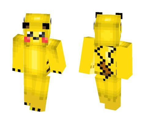 pikachu Minecraft Skins