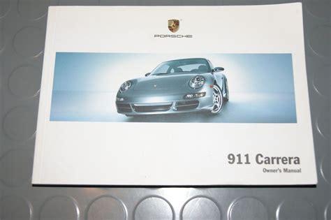 free download ebooks Porsche 911 997 Owners Manual.pdf