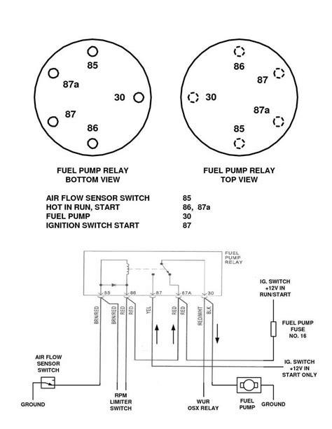 free download ebooks Porsche 911 Fuel Pump Wiring Diagram