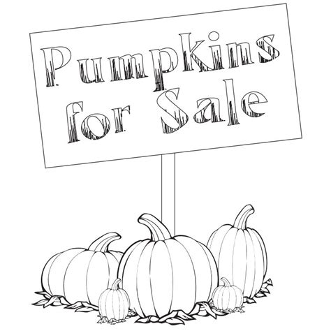 pumpkinpatch03 Coloring Pages from Coloring Castle