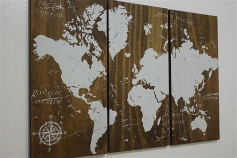 push pin travel maps wedding guest books world maps by