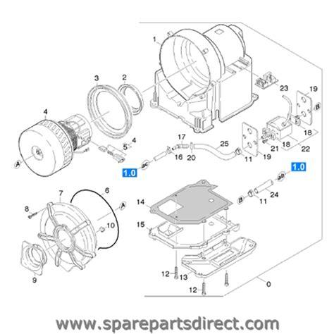 puzzi 100 internal parts Spare Parts Direct