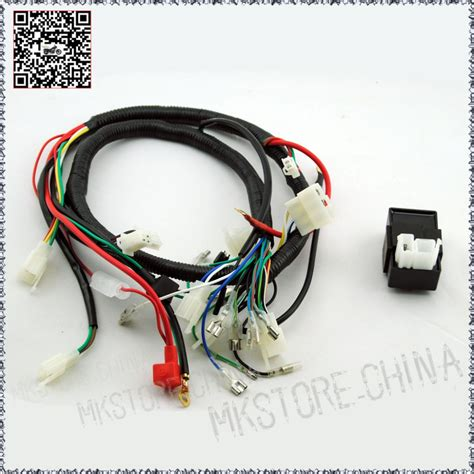 free download ebooks Quad Wiring Harness 200 250cc Chinese Electric Start Loncin Zongshen