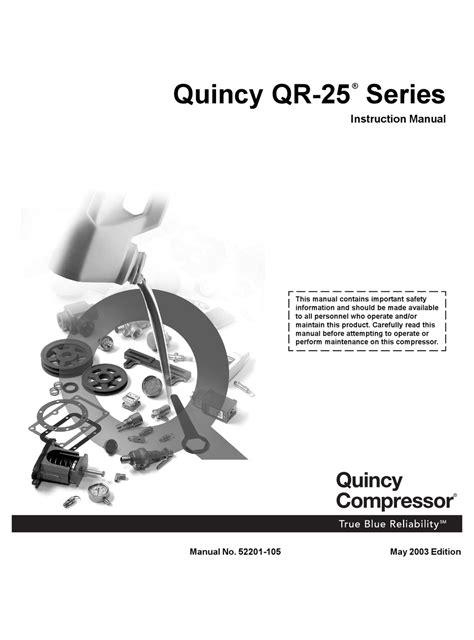 free download ebooks Quincy Compressor Parts Manual.pdf