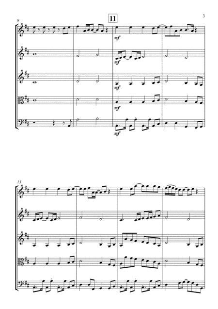 Rainbow By Sia From My Little Pony The Movie String Quartet  music sheet