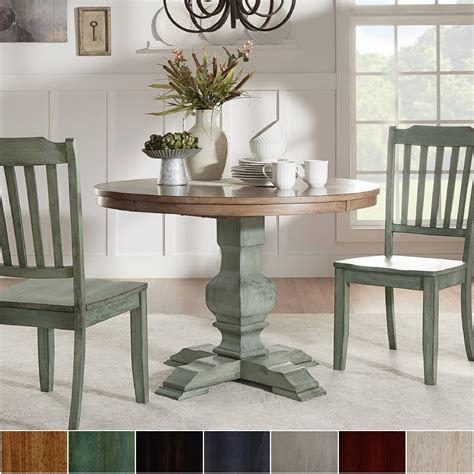 red wood dining table eBay