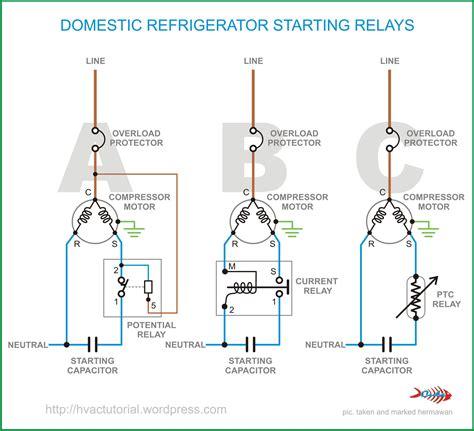 free download ebooks Refrigerator Compressor Wiring Diagram