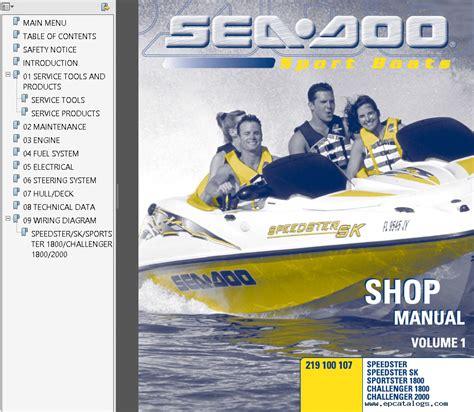 free download ebooks Repair Manual Sea Doo Dolphin.pdf