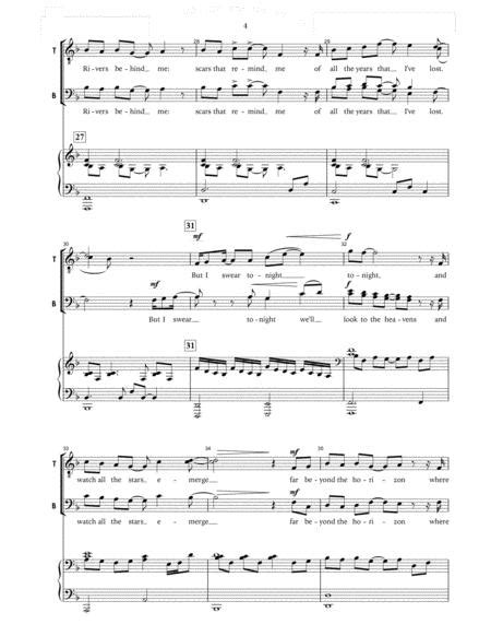 Rivers And Roads  music sheet