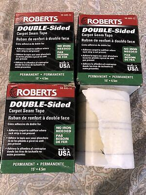 roberts double sided tape eBay