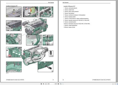 free download ebooks S Volvo Penta Cad Engine Manual.pdf