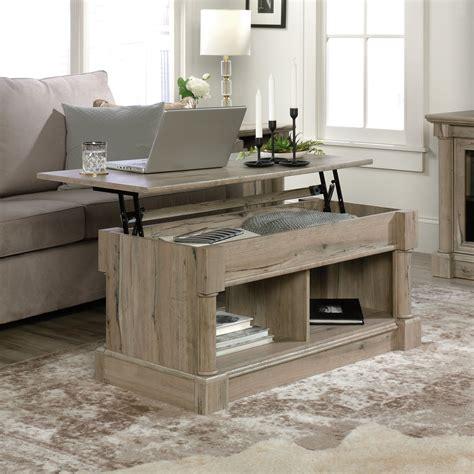 sauder lift top coffee table eBay