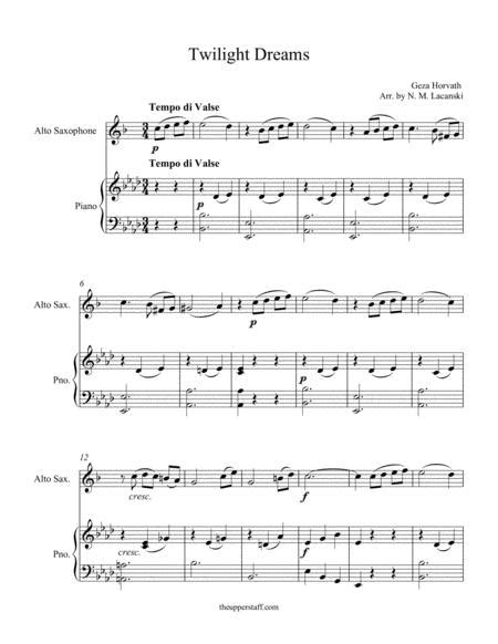 Saw You Never In The Twilight W We Three Kings Piano Accompaniment  music sheet