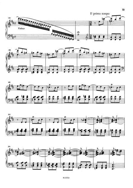 Scarlatti Sonate D Major L 415 For Piano  music sheet