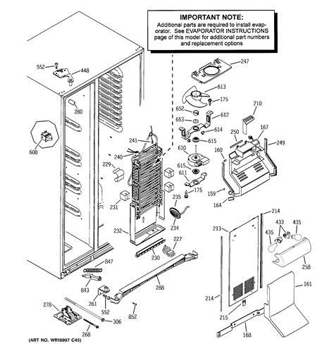 free download ebooks Schematic Refrigerator Diagram Ge Tbx24z1