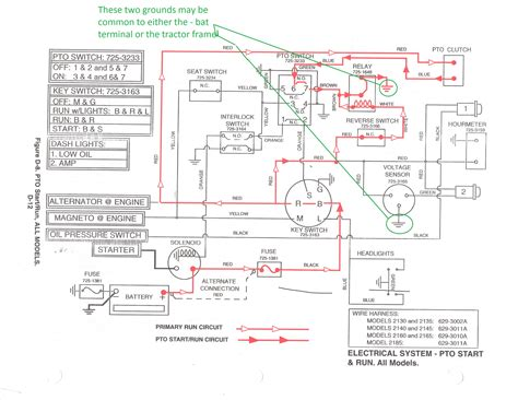 free download ebooks Scotts 2554 Electrical Diagram