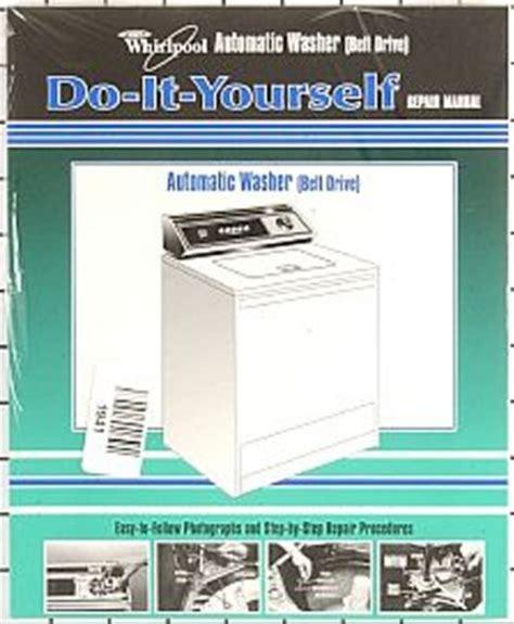 free download ebooks Sears Washing Machine User Manual.pdf