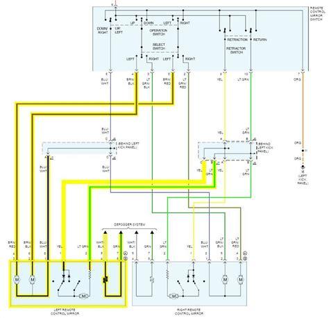 free download ebooks Sequoia Power Mirror Wiring Diagram