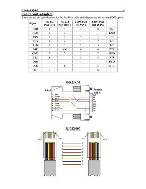 rj45 patch cable wiring diagram images rj45 wiring diagram serial can t figure out eia 232 rj45 to db9 cable