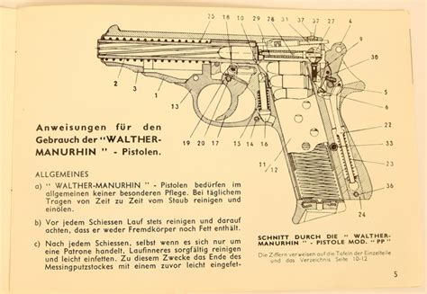 free download ebooks Service Manual Walther Ppk.pdf