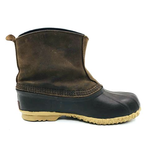 slip on mens winter boots eBay