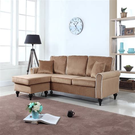 small sectional sofa eBay