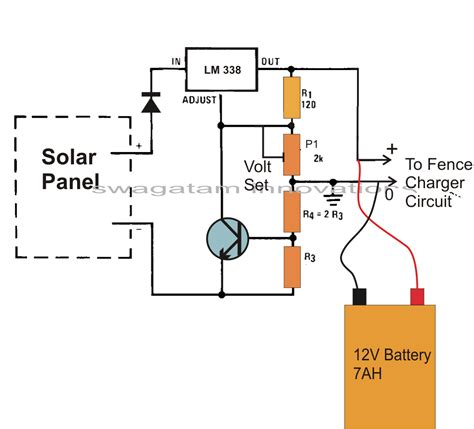 free download ebooks Solar Battery Charger Wiring Diagram