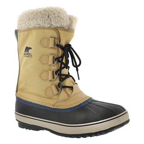 sorel pac boots mens eBay