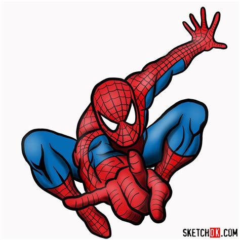spiderman drawing eBay