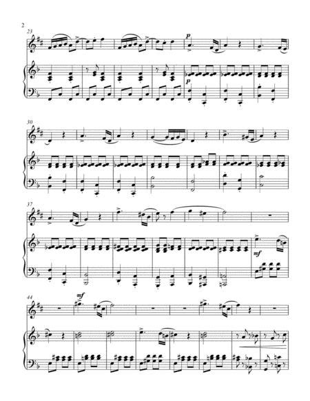 Spinning Song Treble Eb Instrument Solo  music sheet