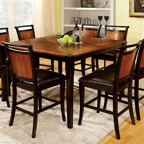 square counter height dining table eBay