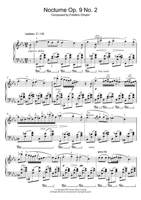 Srnade Op 13 No 2 E Flat Major  music sheet