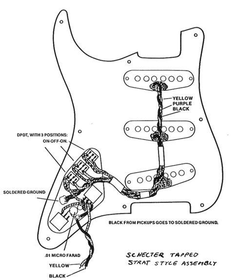 free download ebooks Strat Pickguard Wiring Diagram