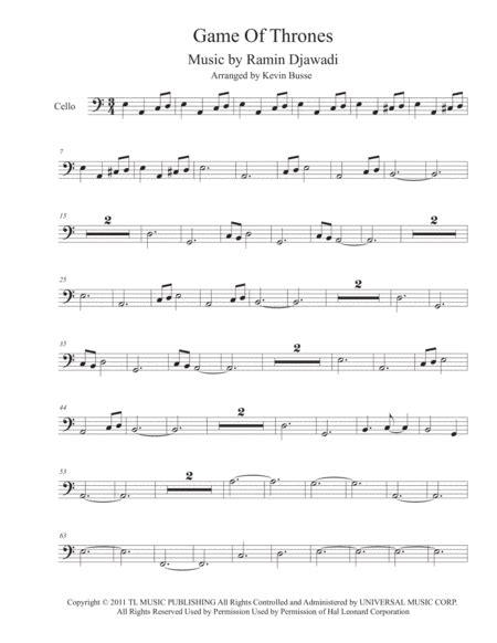 Stronger Easy Key Of C Cello  music sheet