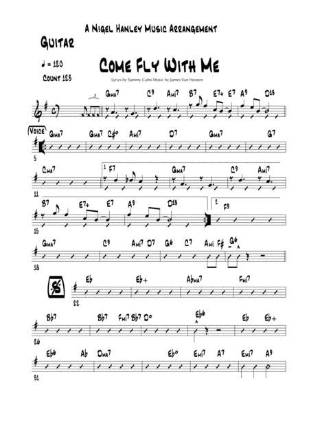 Stuck On You 7pc Band Chart In F  music sheet