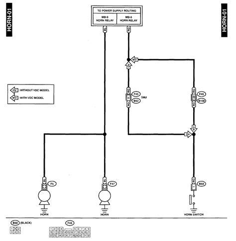 free download ebooks Subaru Horn Wiring Diagram