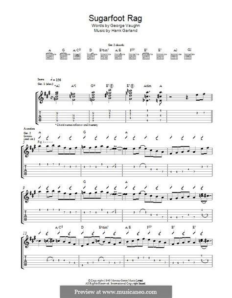 Sugarloaf Rag  music sheet