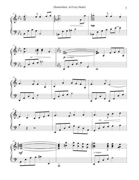 Summer Serenade From Relaxing Romantic Piano Vol Iii  music sheet