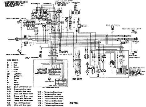 free download ebooks Suzuki Gs 750 Wiring Diagram