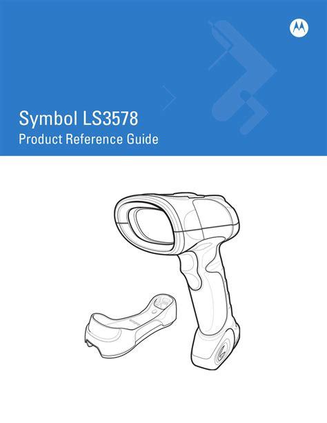 free download ebooks Symbol Ls3578 Manual.pdf
