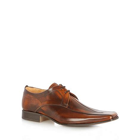 tan Shoes boots Men Debenhams