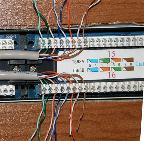 free download ebooks Telephone Patch Panel Wiring Diagram