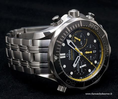 test Of The Omega Seamaster 300 M The Watch Observer