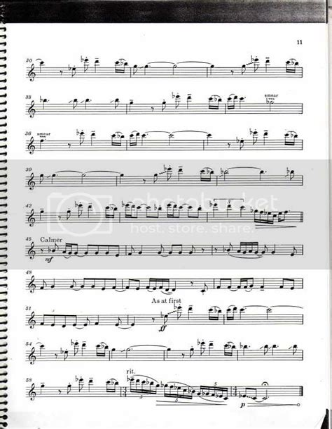 The Baker Hotel  music sheet