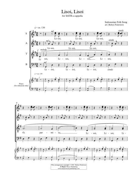 The Set Prayers Iii Indonesian Edition  music sheet