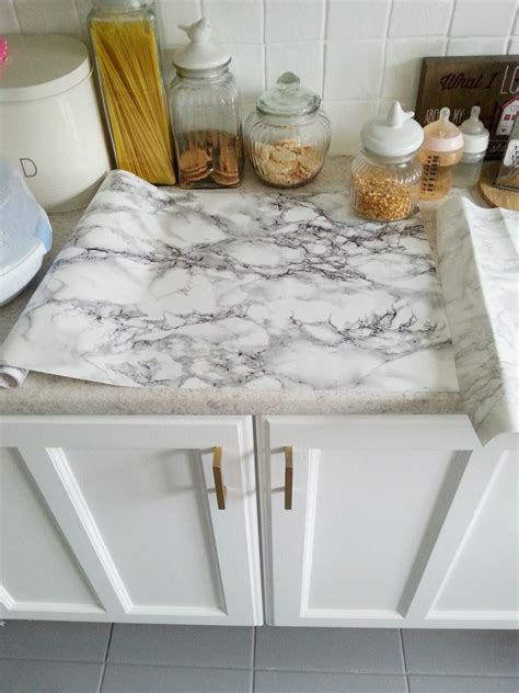 the ultimate new kitchen counter cheat Make Do and DIY