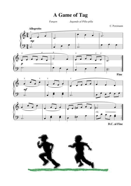 Tiny Tunes For Children  music sheet