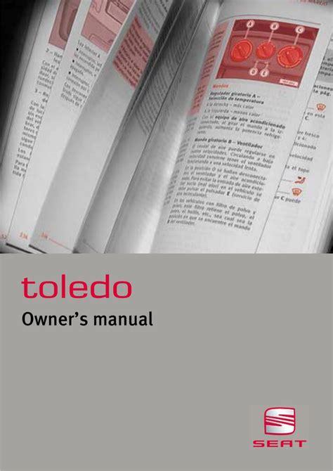 free download ebooks Toledo Owners Manual.pdf